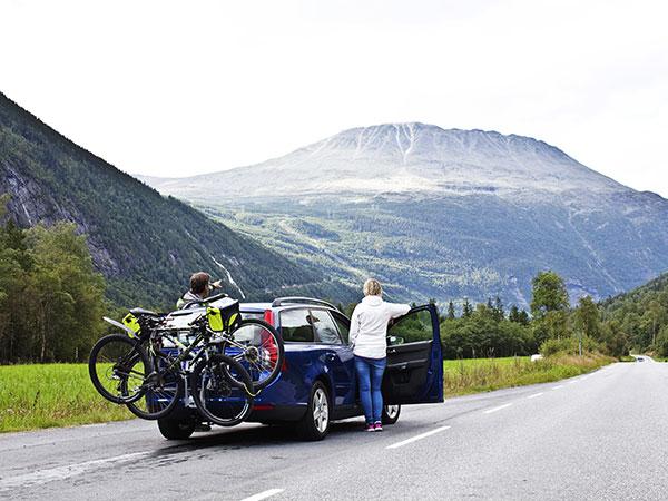 oslo sandefjord bil
